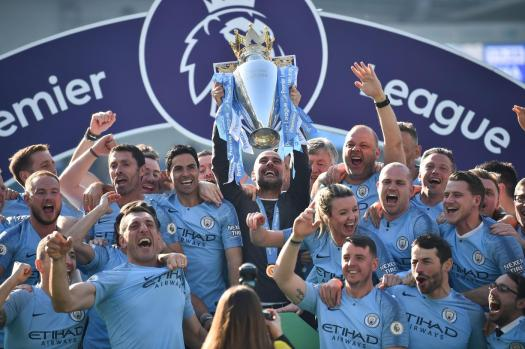 Manchester City banned from European football over ...