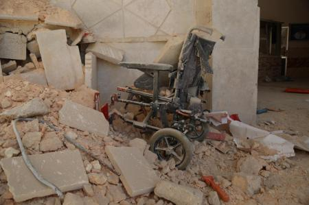 Five Killed in Hospital Shelling in Syria's Aleppo