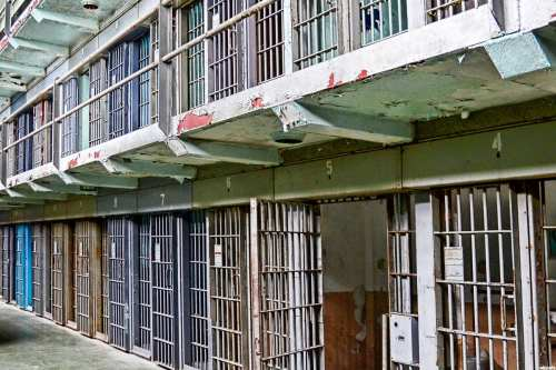 Image of a prison cells [Derek Key/Flickr]