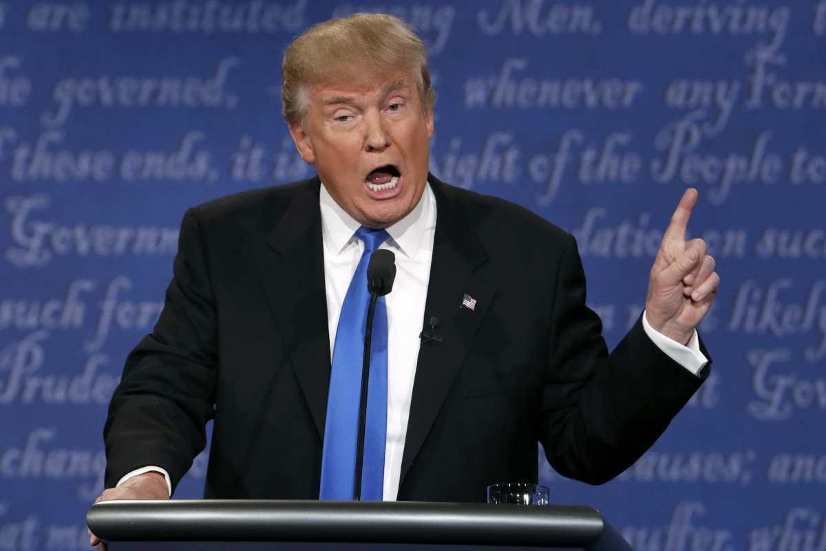 US President elect Donald Trump [Anadolu]