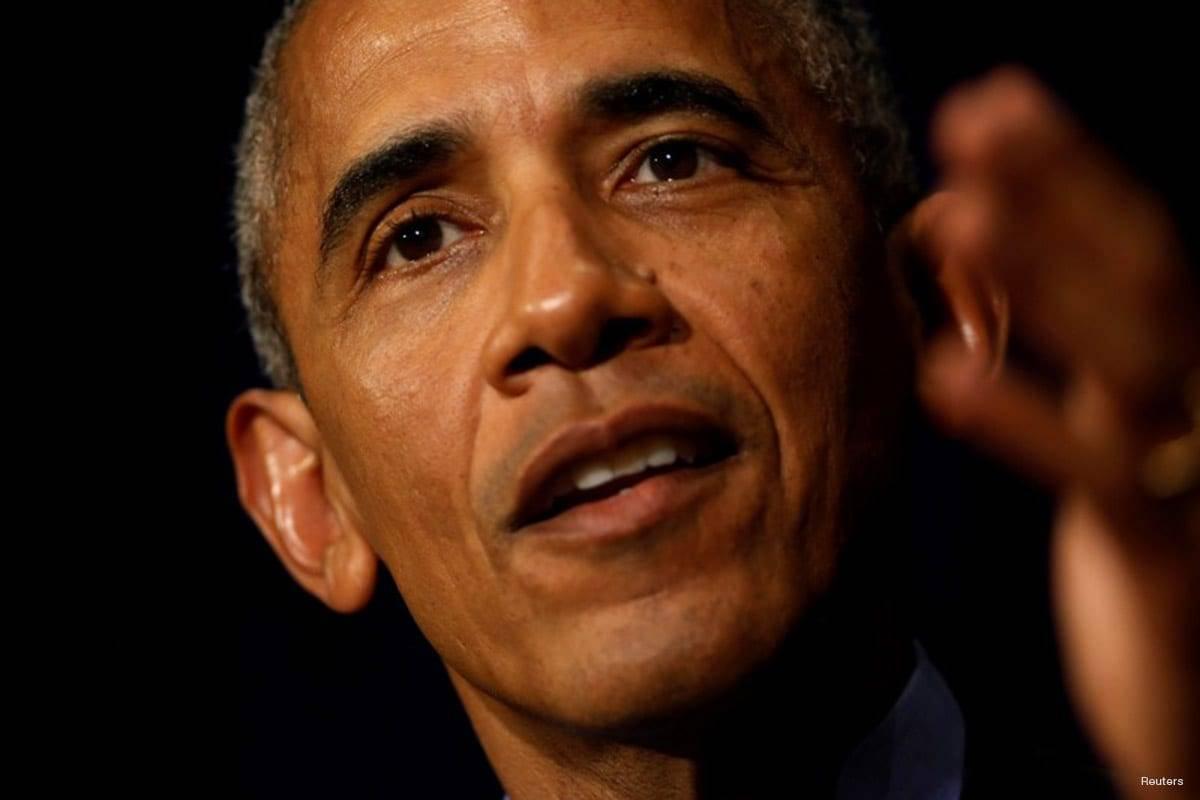Image of US President Barack Obama [Reuters/Jonathan Ernst]