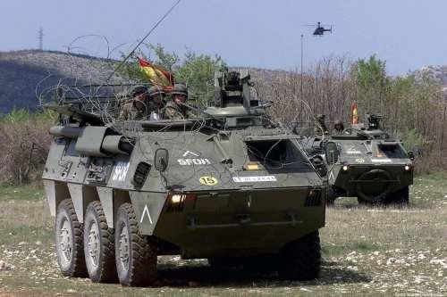 Spanish-army-tank. [Scott Wagers/wikipedia]