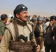 'Peshmerga left 95% of Iraq's disputed areas'