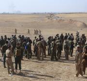 Iraqi soldiers abuse children near Mosul