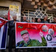 Cuban support for Palestine should mirror Castro's anti-colonial legacy