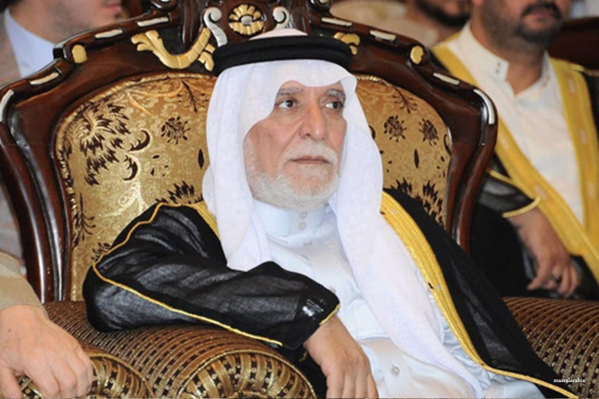 The head of Iraq's Sunni Endowment Abdul Latif Alhmam [Masralarabia]