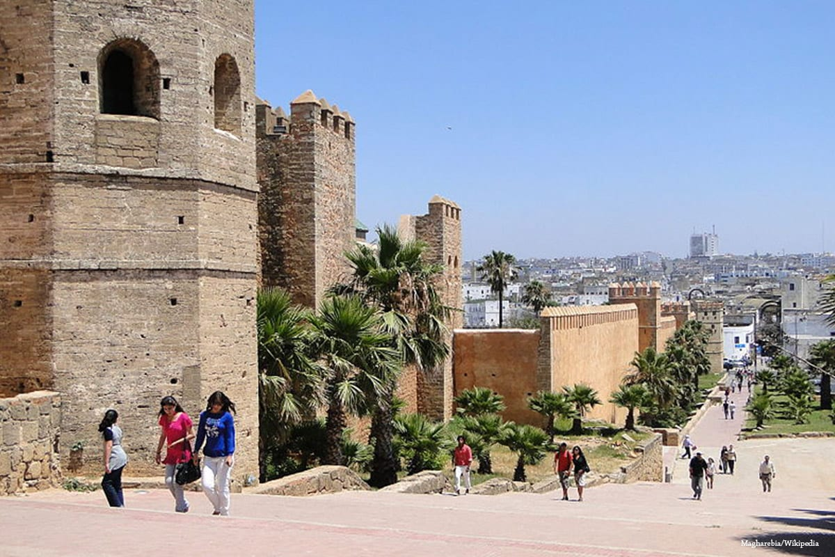 The capital city of Morocco, Rabat [Magharebia/Wikipedia]