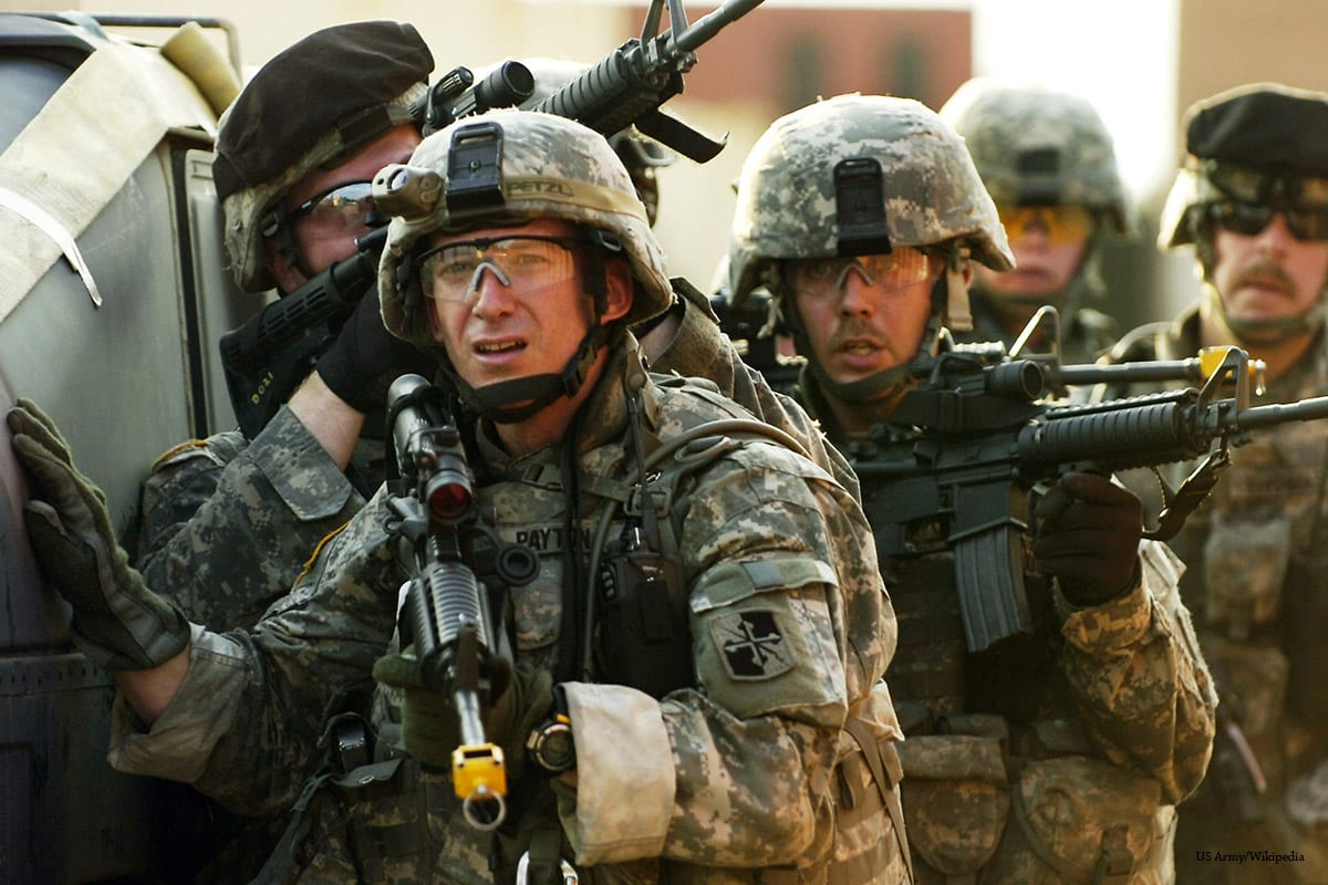 U.S. Army soldiers [US Army/Wikipedia]