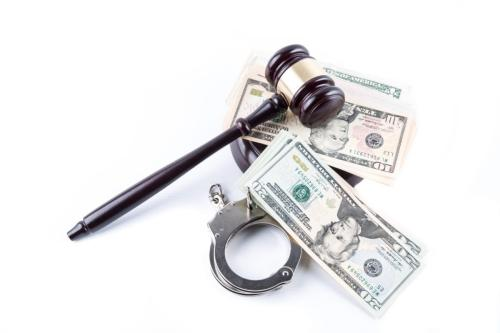 Bribery in the police and judicial systems [publicdomainpictures/George Hodan]