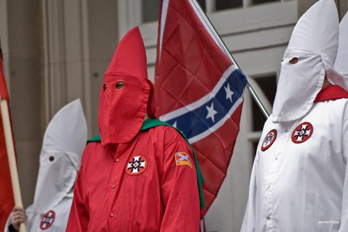 Image of Ku Klux Klan [Martin/Flickr]