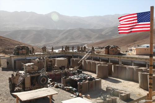 Image of a US military base [DVIDSHUB/Fkickr]