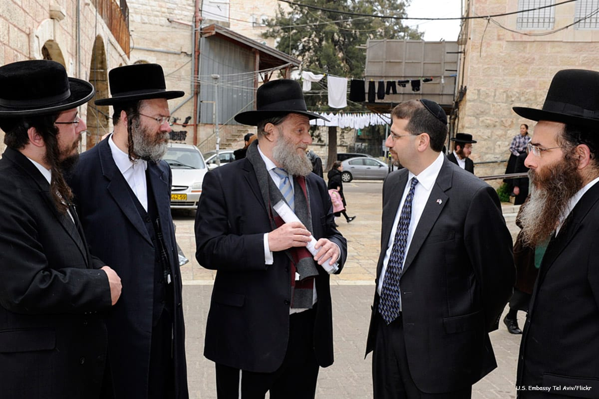 Image of Israeli rabbis [U.S. Embassy Tel Aviv/Flickr]