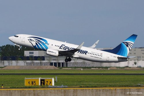 Image of EgyptAir plane [Alf van Beem/Wikipedia]