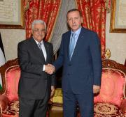 Is there a chance of Turkey having a role in the Palestinian issue?