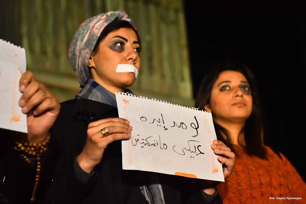 Egypt 39 Of Women Sexually Abused By Relatives Middle