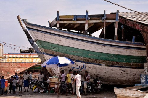 Image of the Dry Dock in Yemen [Rod Waddington/Wikipedia]