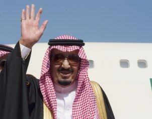Image of Deputy Crown Prince of Saudi Arabia, Mohammed Bin Salman, on 5th December 2016 [Bandar Algaloud/ Saudi Kingdom/ Handout / Anadolu Agency]