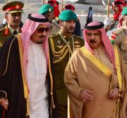 Saudi King calls for unity to end regional instability