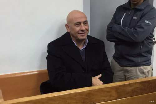 Image of Basel Ghattas, a member of the Israeli Knesset [arab48]