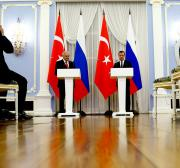 Turkish PM: Syrian crisis closer to being resolved