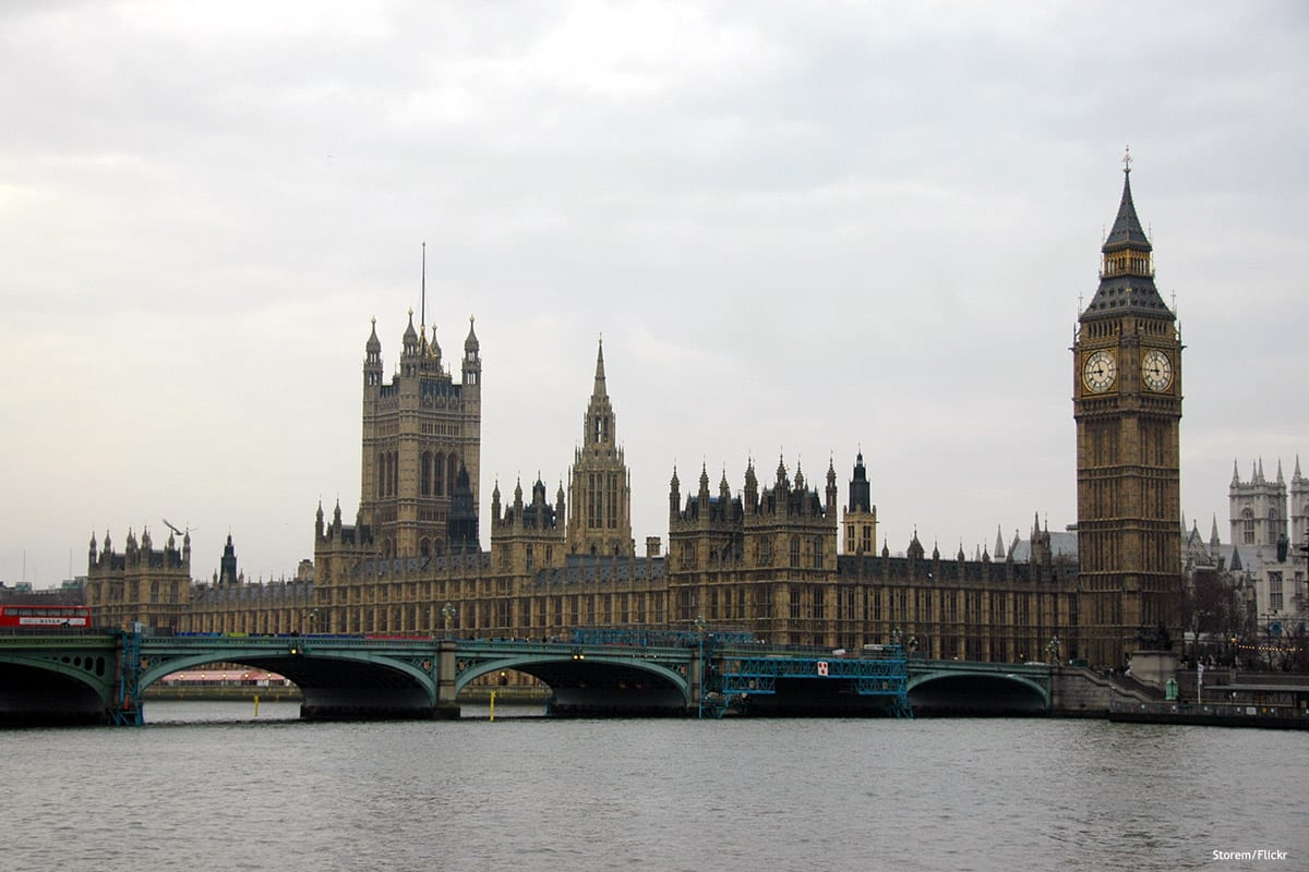 Image of UK parliament [Storem/Flickr]