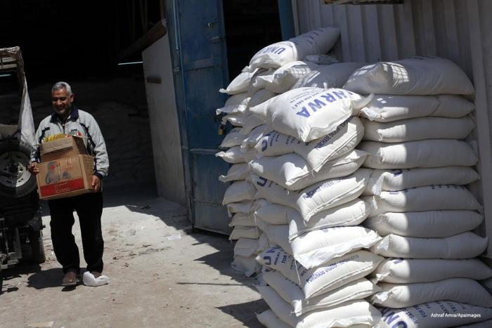 Combating the PA's manipulation of humanitarian aid
