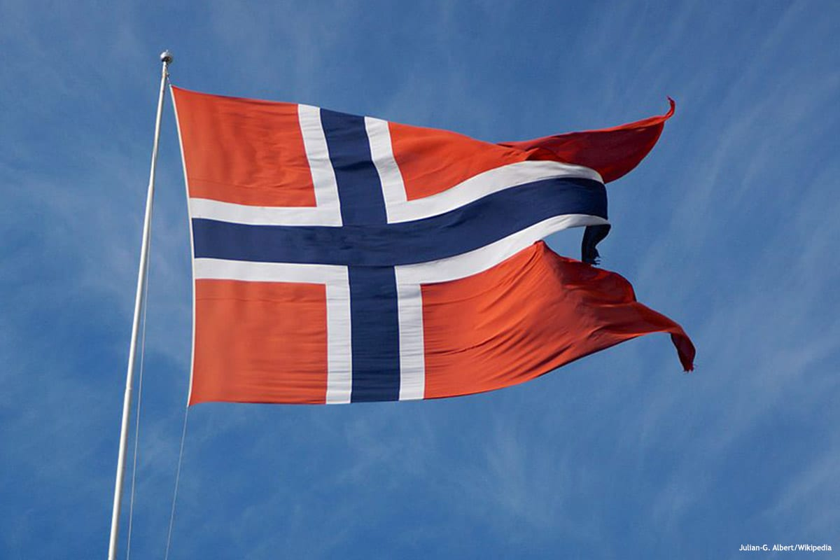 Flag of Norway [Julian-G. Albert/Wikipedia]