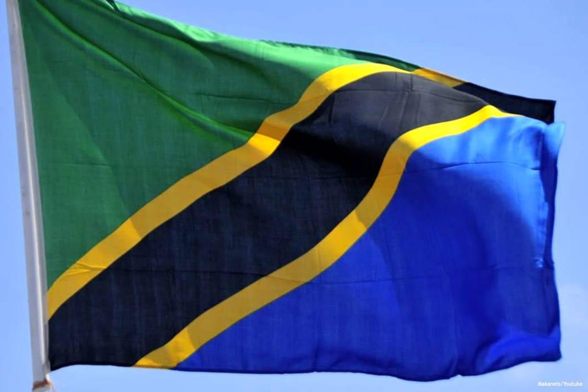 Flag of Tanzania [Makanets/Youtube]