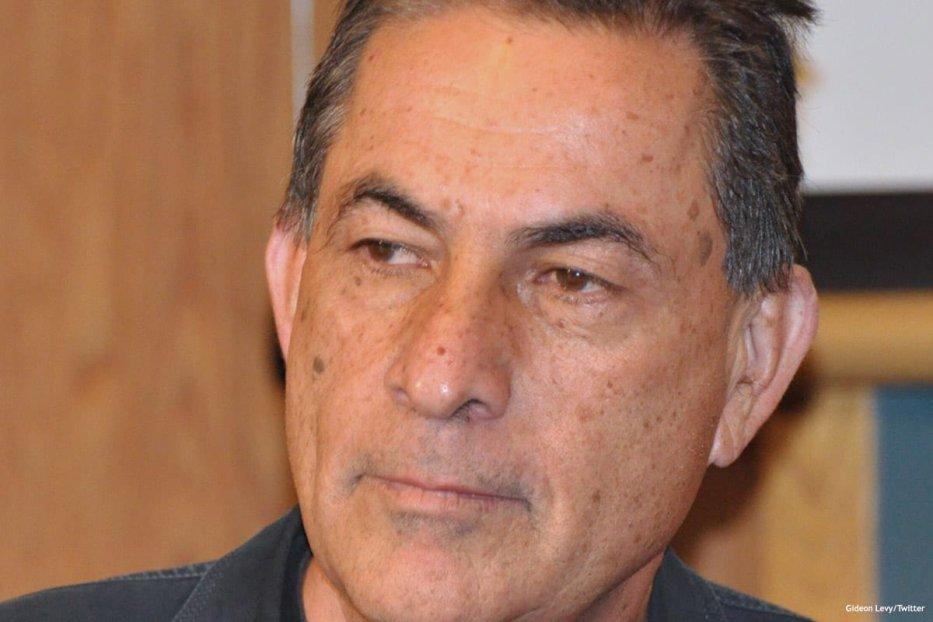 Israeli journalist and author Gideon Levy [Gideon Levy/Twitter]