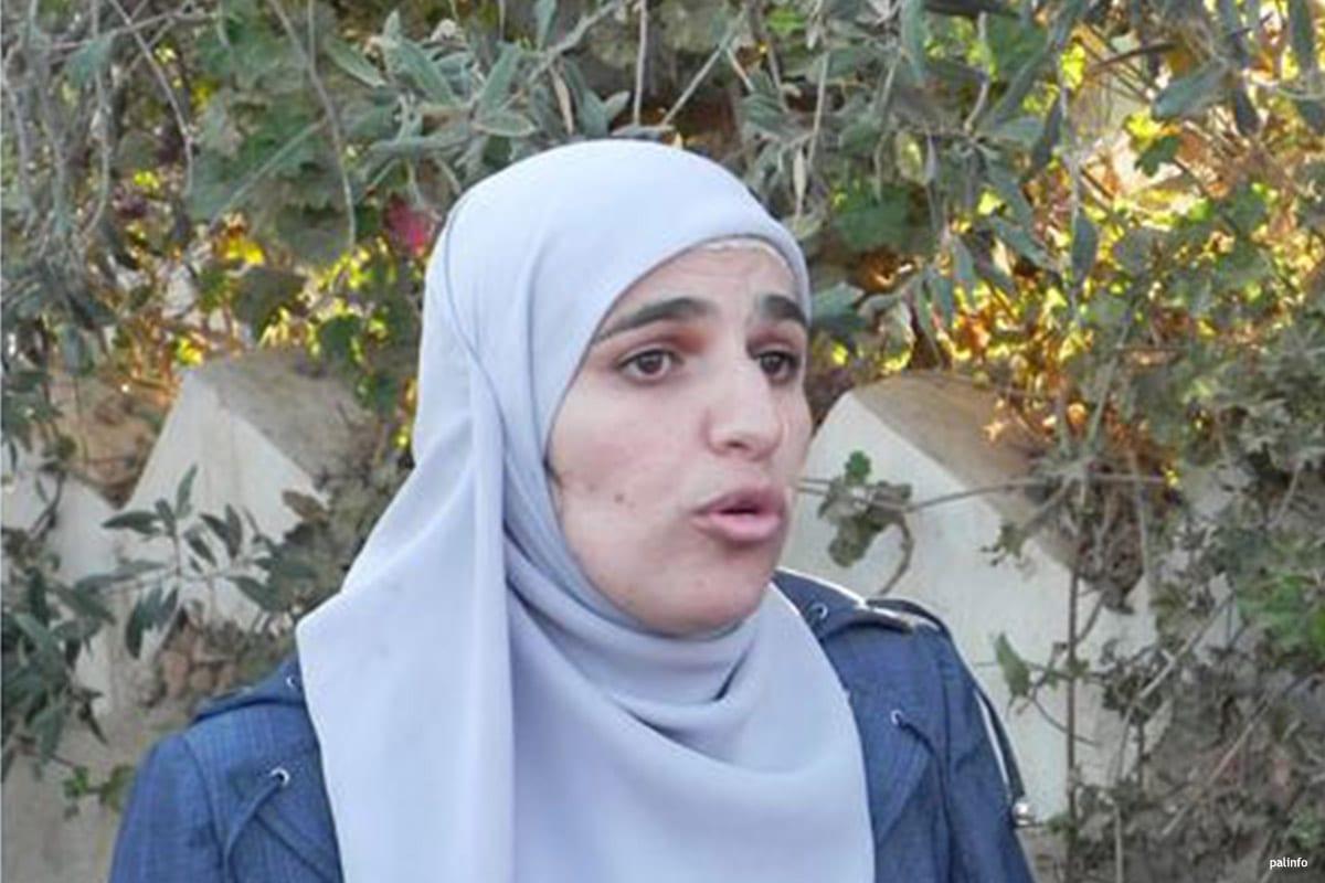 Image of Randa Al-Shahateet [palinfo]
