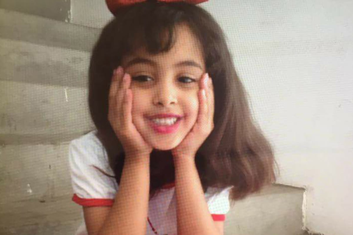 Image of eight-year-old Nawar Al-Awlaki who was killed by US forces in Yemen