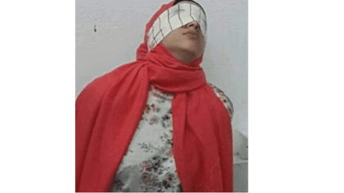 16-year-old Palestinian Amal Jamal Qabha was jailed for 18 months