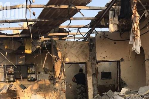 Suicide bombers blow themselves up after Saudi firefight