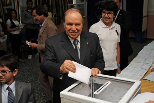 Algerian president reiterates support for Polisario Front