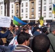 Amazigh protest as Moroccan city names its streets after Palestinian cities