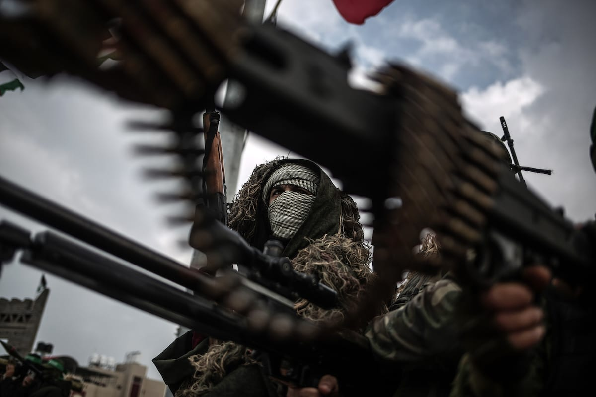 Hamas: We will 'fiercely' defend against new Israeli war on Gaza