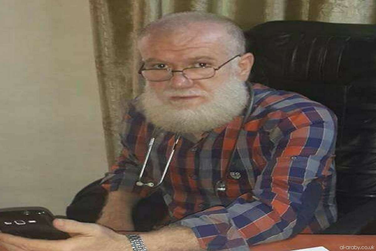 Syrian paediatrician Mahmoud Satu, executed by the Assad regime.