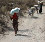 Yemen's food crisis – ancient trade route represents a lifeline