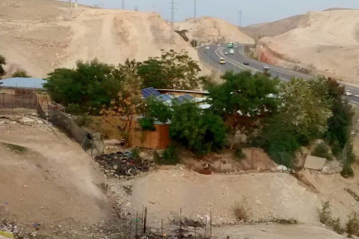 Israel delivers demolition orders to 40 homes, school in Bedouin community