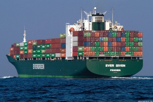 File photo of a container ship [NOAA's National Ocean Service / Flickr]