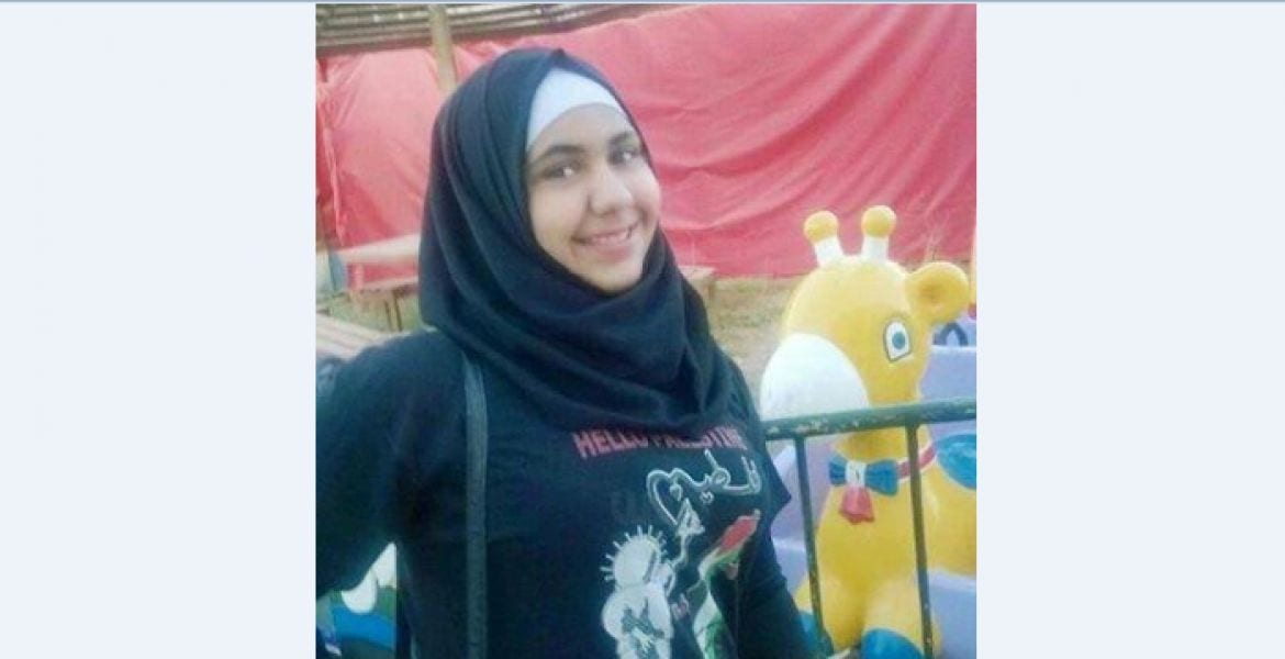Israeli court sentences 16-year-old Palestinian girl to 6 years in prison