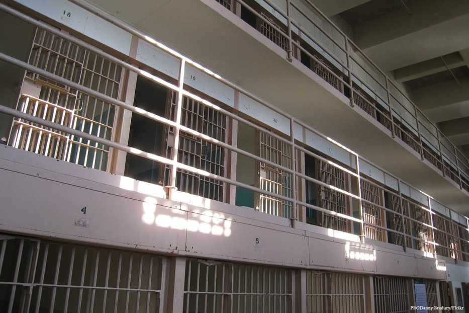 Image of a solitary confinement unit [PRODanny Bradury/Flcikr]