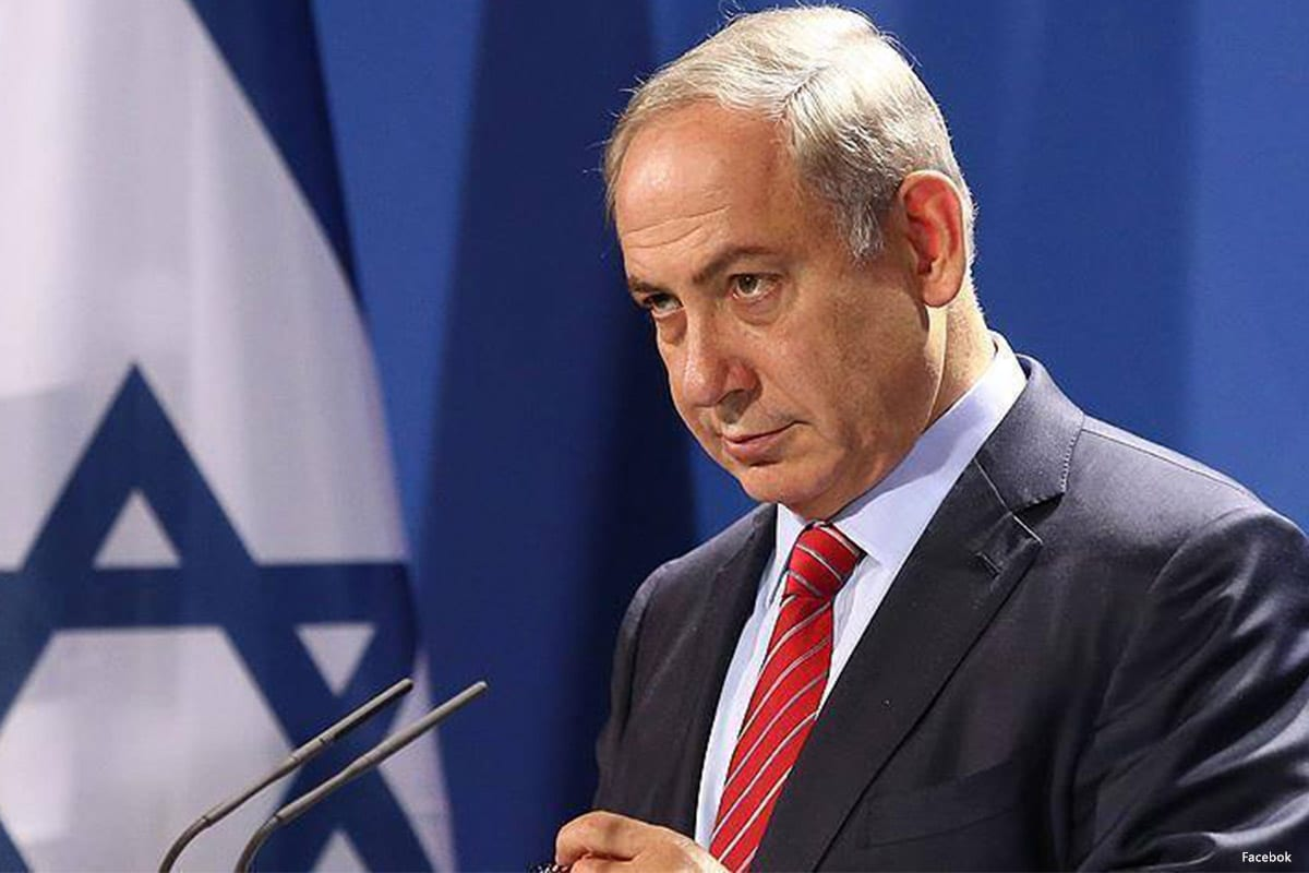 Image of Israeli Prime Minister Benjamin Netanyahu on 11 February 2017 [Facebok]
