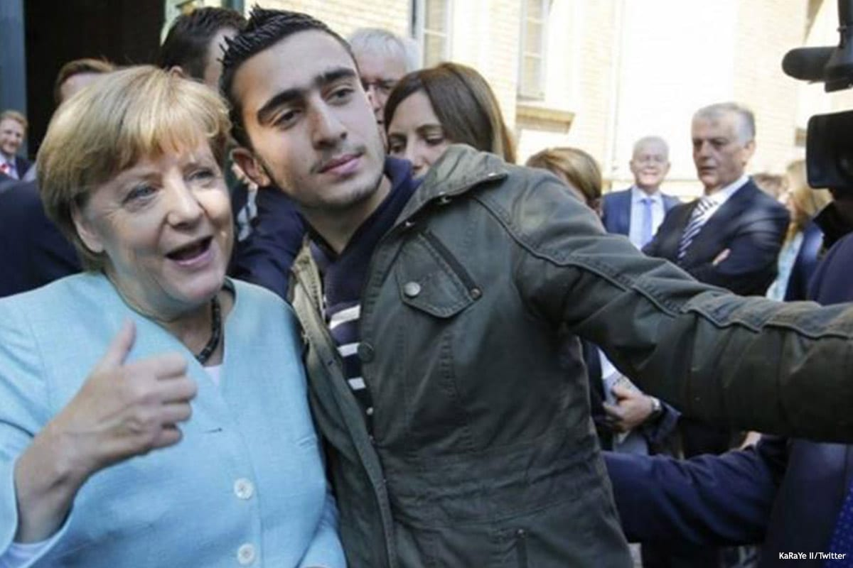 Facebook wins case vs Syrian refugee in Merkel selfie
