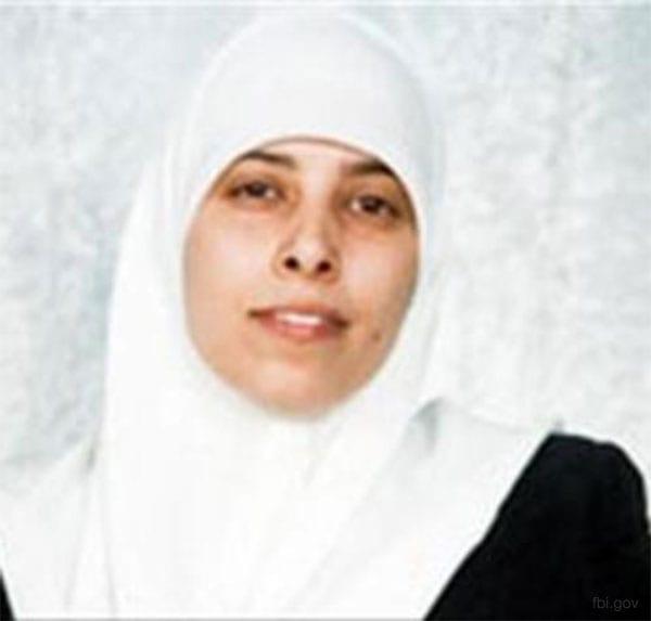 Former Palestinian prisoner Ahlam Al-Tamimi, originally from occupied Hebron