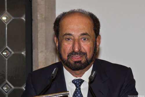 Sheikh Sultan Bin Muhammad Al-Qasimi, the sovereign ruler of the Emirate of Sharjah