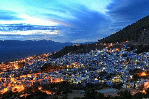 Thumbnail - Chefchaouen , a lovely town located among the Rif Mountains , Morocco [Franx' / Flickr]