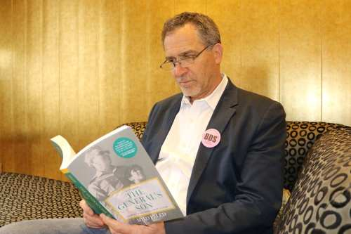 Miko Peled [Jehan Alfarra / Middle East Monitor]