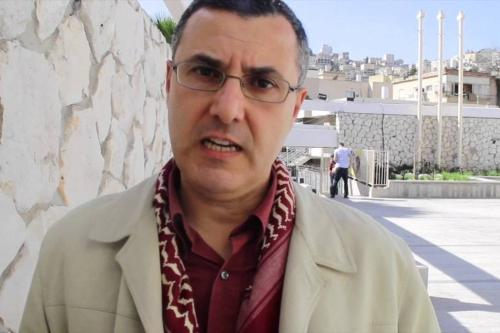 BDS co-founder Omar Barghouti [Arab48]