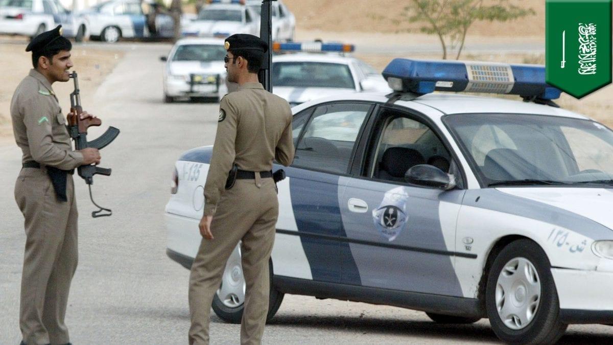Saudi police [YouTube]